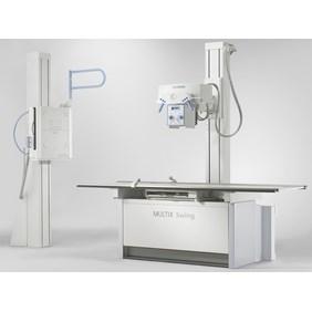 Hệ thống X-quang CR MULTIX SWING